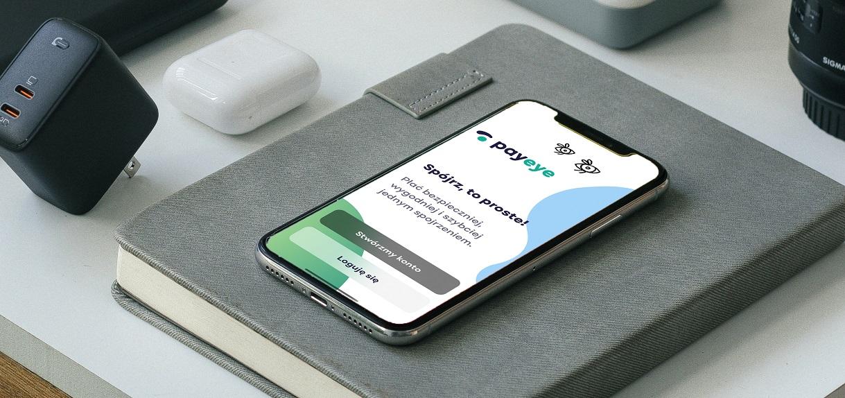 Aplikacja PayEye