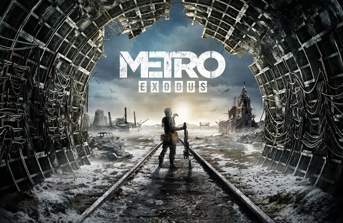 Metro Exodus Artwork