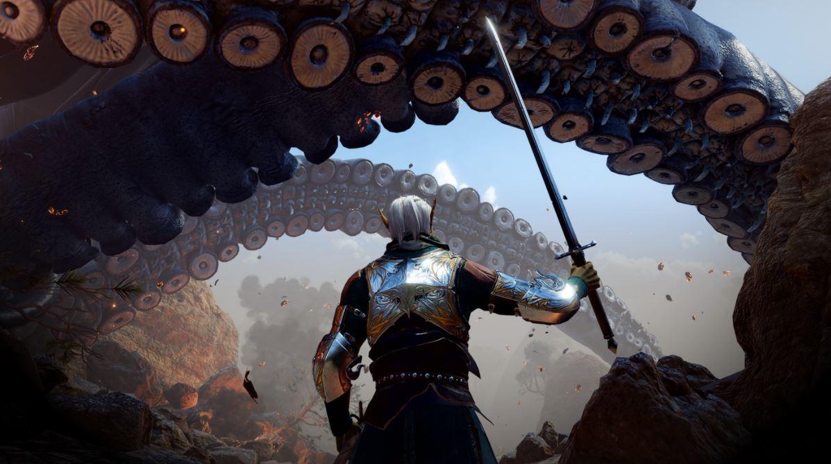 Screen z gry Baldur's Gate 3