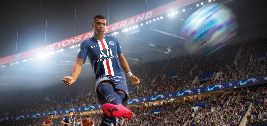 FIFA 21 piłkarz