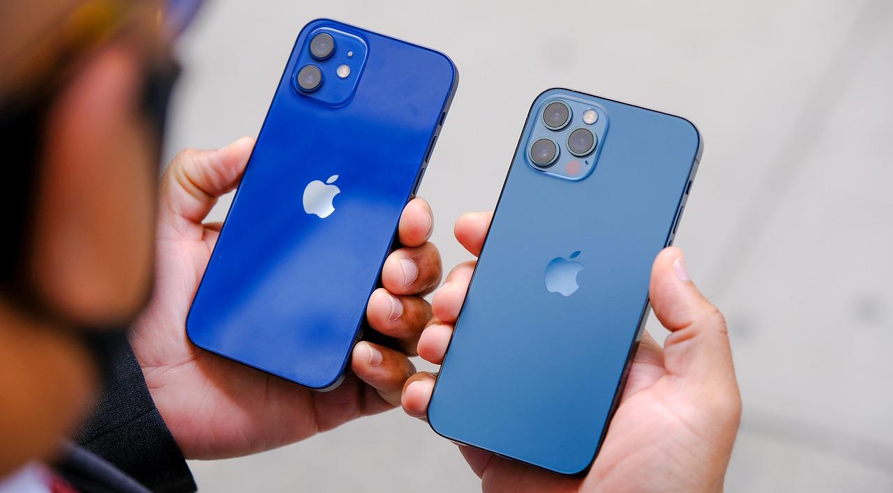Smartfony iPhone 12