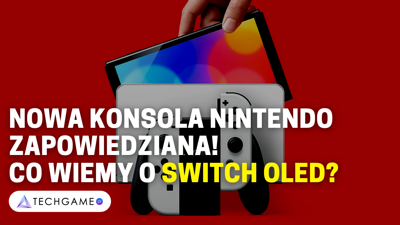 Nitendo Switch OLED