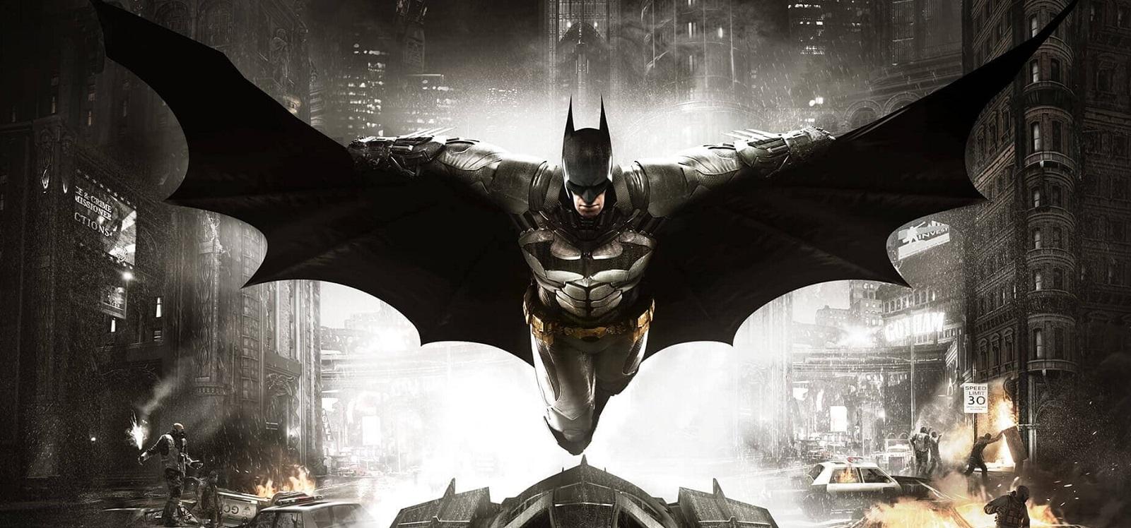 Batman Arkham Knight okładka