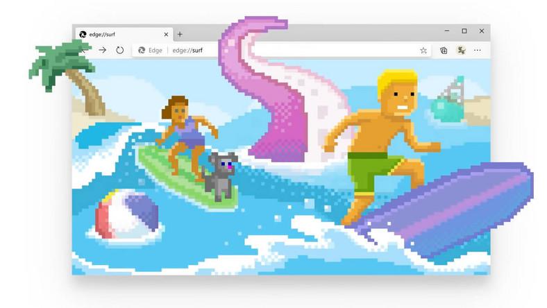 Surf Game