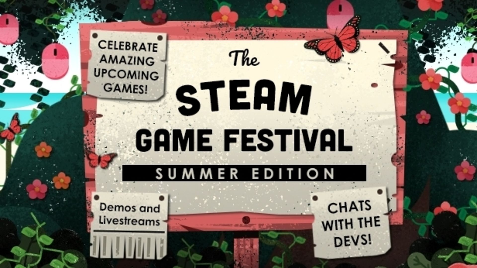 Steam Summer Game Festival