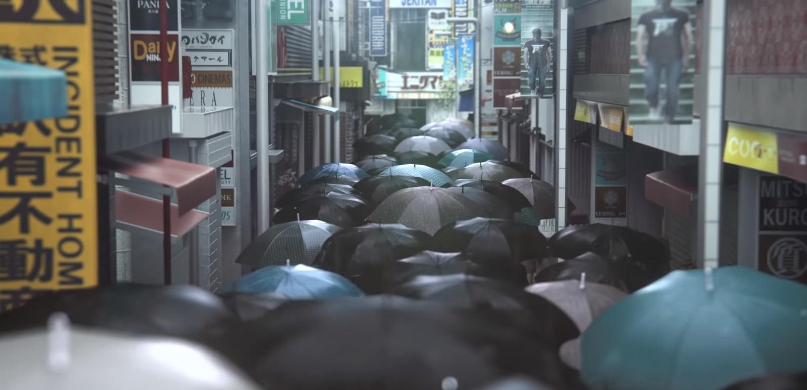 ghostwire tokyo trailer