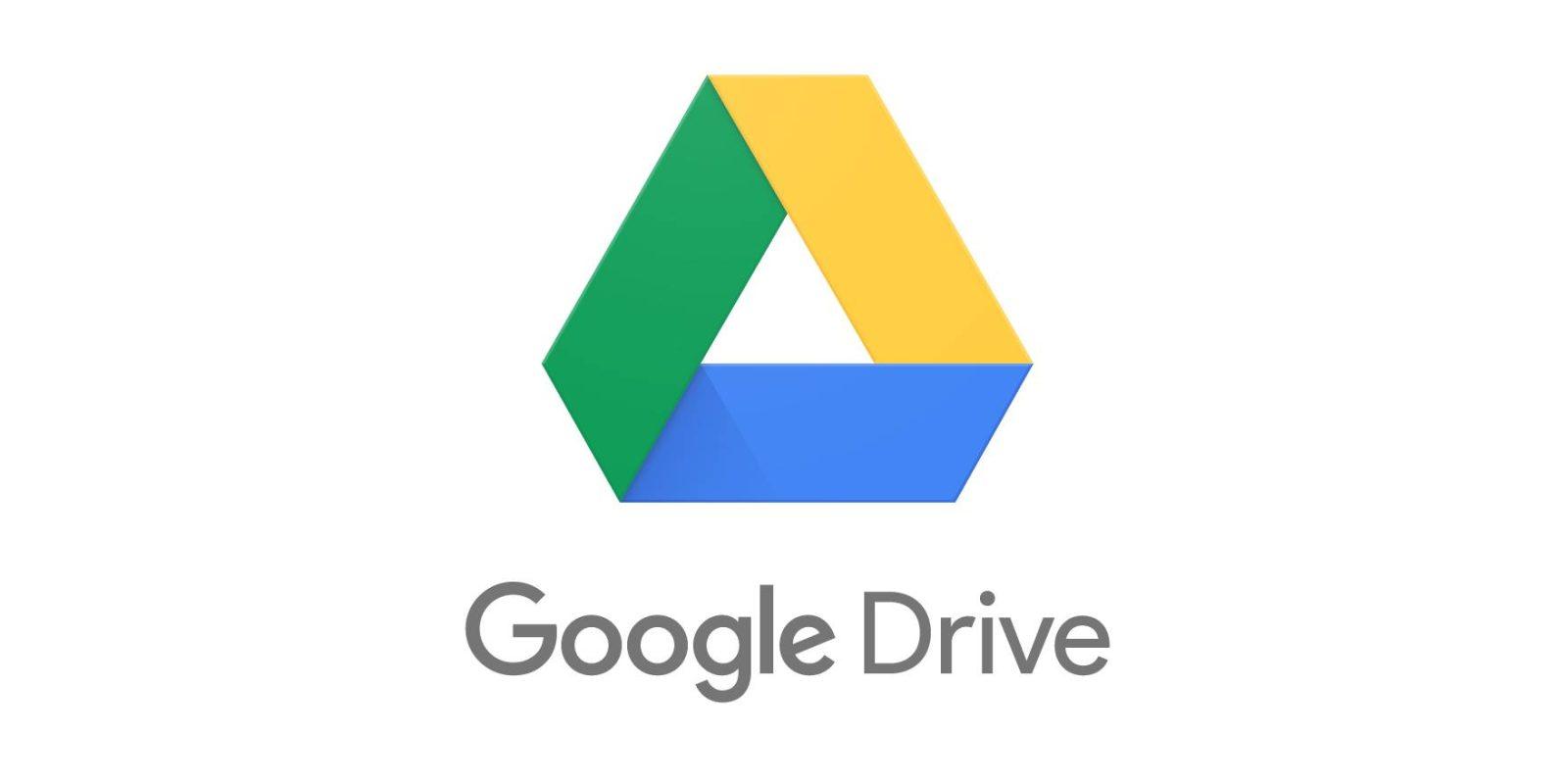 Logo usługi Google Drive