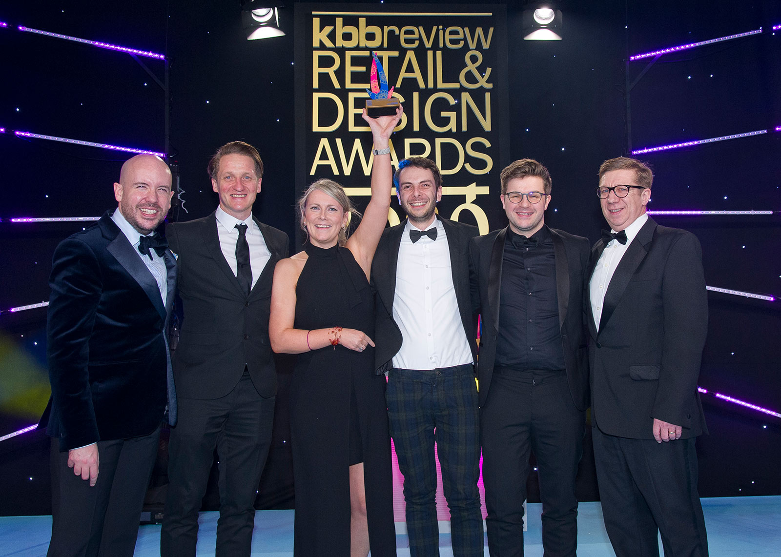 Kitchens International - UK Kitchen Showroom of the Year 2020