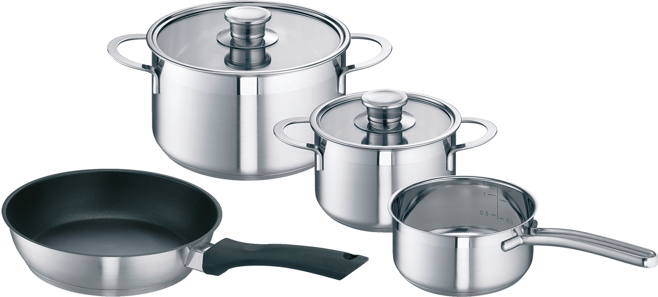 HZ390042 - pots and pans