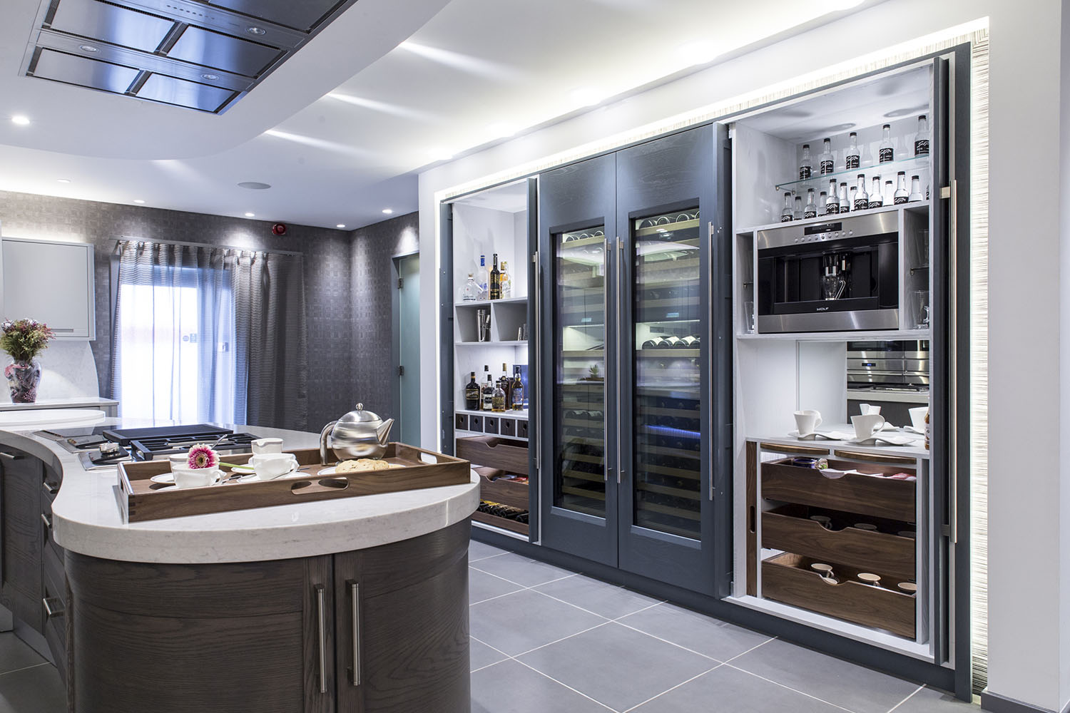 Superbe To Request A Design Consultation With One Of Our Talented Aberdeen Kitchen  Designers Today, Please Fill Out The U0027Get In Touchu0027 Form At The Top Of The  Page.