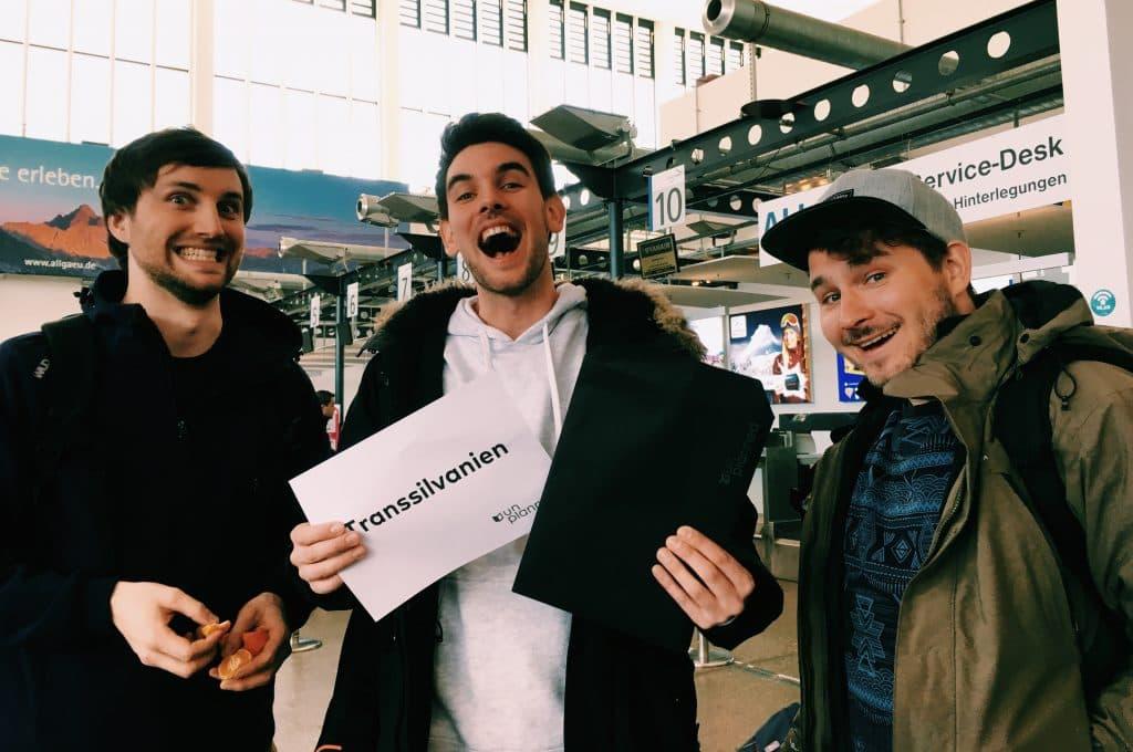 Transsilvanien – Überraschungs-Roadtrip mit Freunden   Unplanned