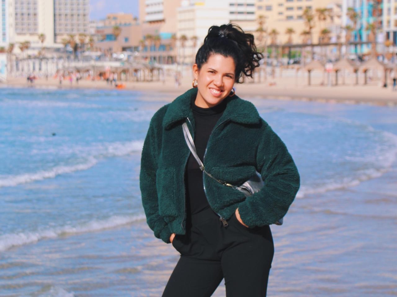 Reiseplanerin Bella unterwegs: Sie reist gerne spontan | Unplanned