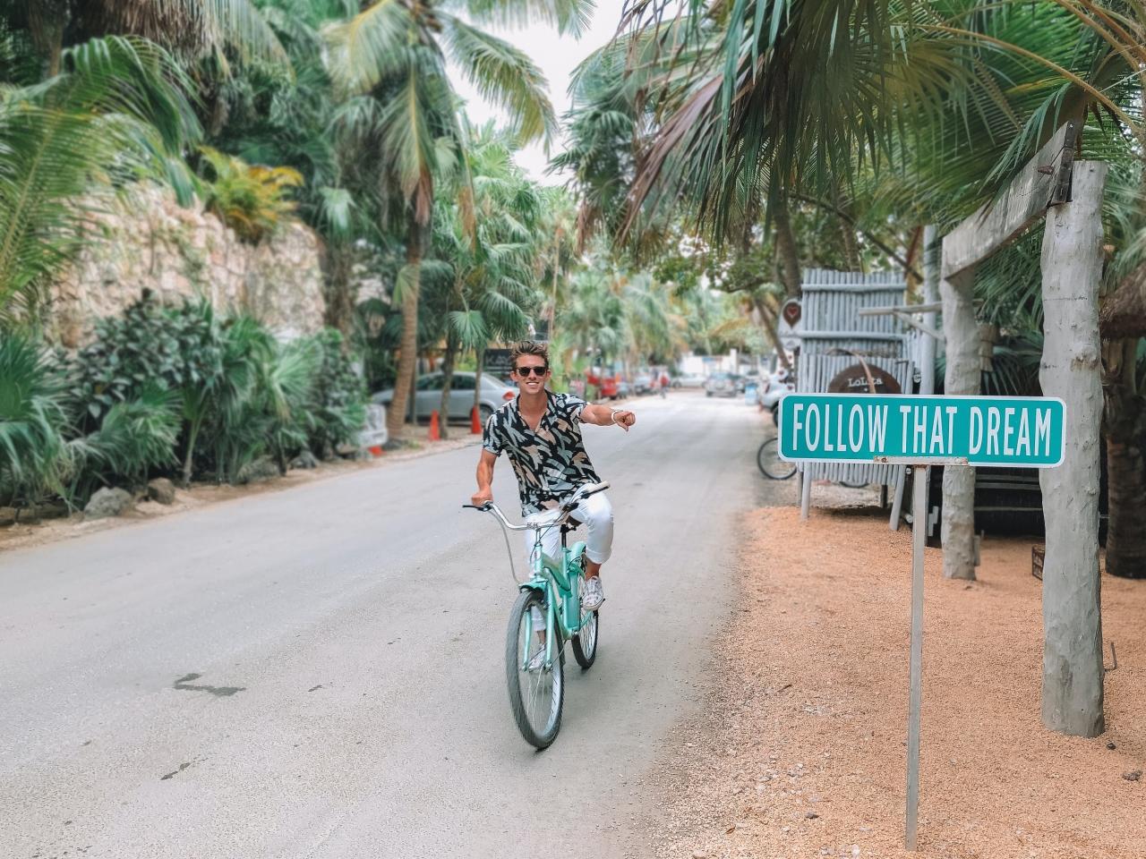 Homeoffice unter Palmen | Unplanned