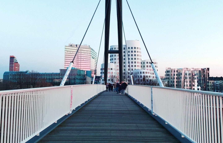 Ein perfekter Tag in Düsseldorf   Unplanned