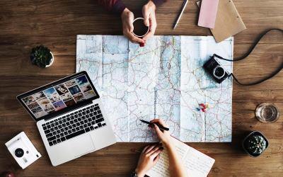 Die eigene Aufregung unserer Reiseplaner bei jeder Reise   Unplanned