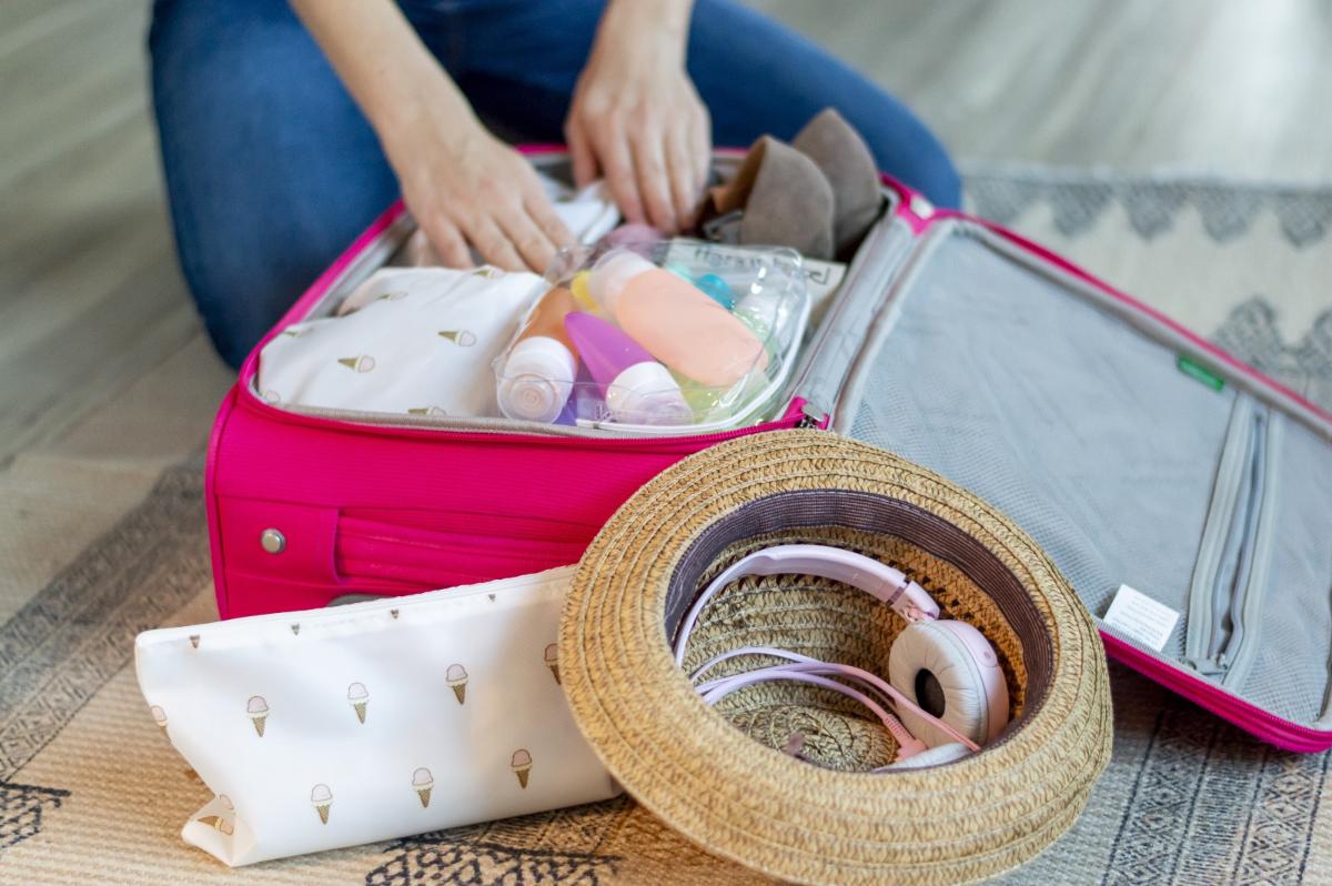 Koffer packen wie ein Profi! Tipps für jede Reise | Unplanned