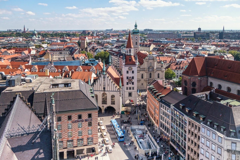 Ein perfekter Tag in München   Unplanned