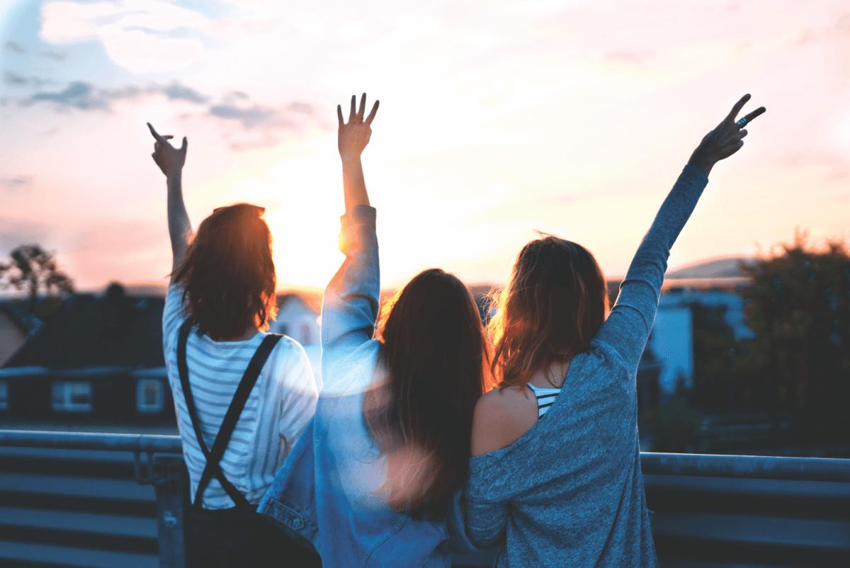 Mädelsurlaub: Ideen für euren nächsten Freundinnen-Trip  | Unplanned
