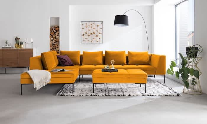 Ecksofa Madison von home24