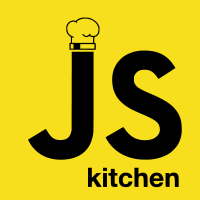 Логотип JavaScript Kitchen