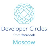Логотип Facebook Developer Circle: Moscow