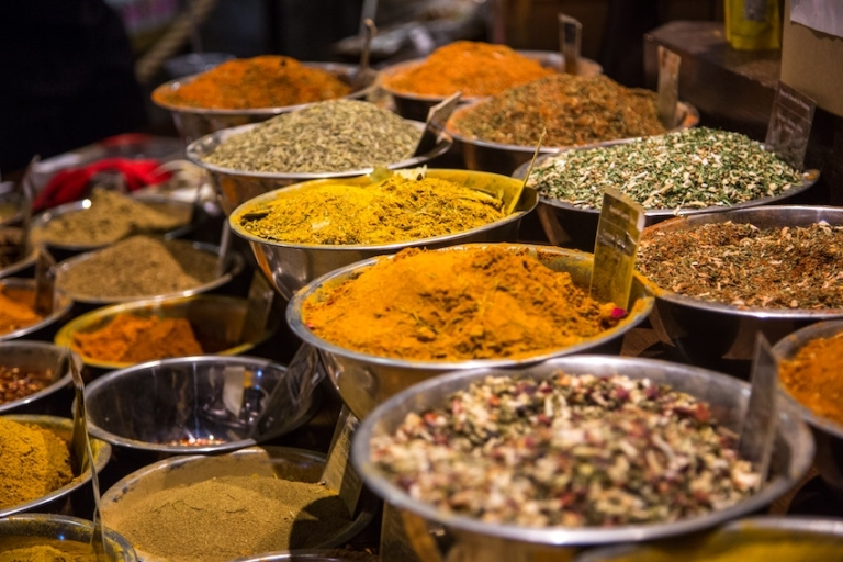 Spices for flavouring