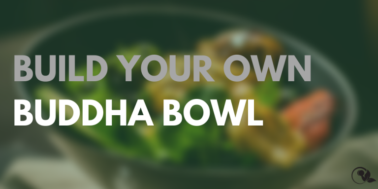 Building your own delicious Buddha Bowl
