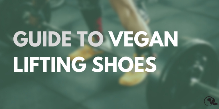 The complete guide to vegan weightlifting shoes