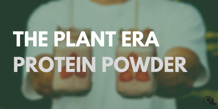 The Plant Era Protein Powder