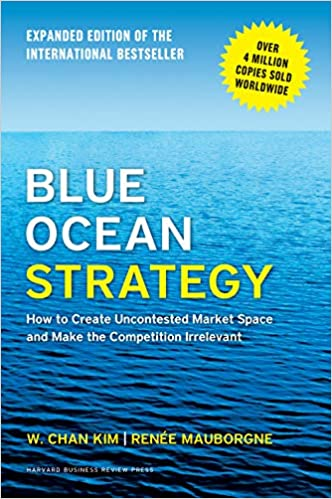 blue ocean strategy as top book for leaders