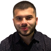 Andrew  – Sales Development Representative – Profile Picture