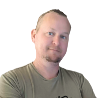Chris Hubert – Sr. Full Stack Engineer – Profile Picture