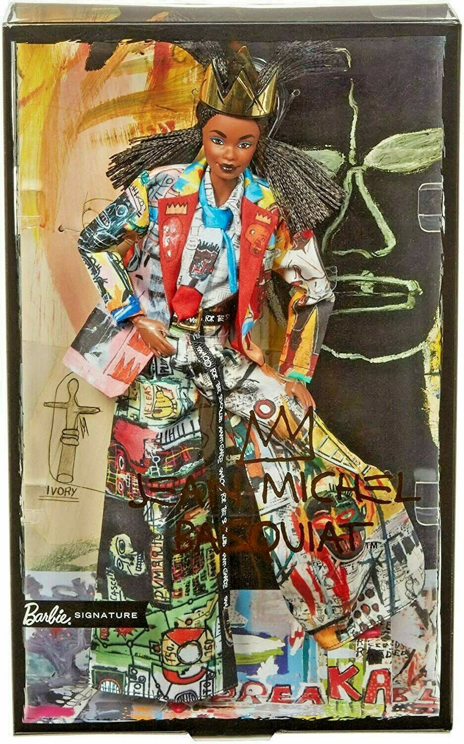 Mattel , Basquiat Edition, Barbie Doll