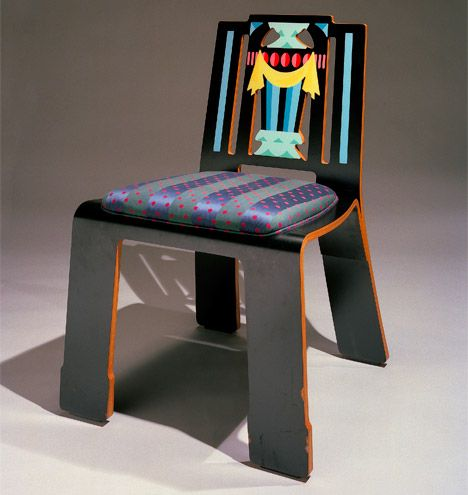 Sheraton chair by robert venturi and denise scott brown