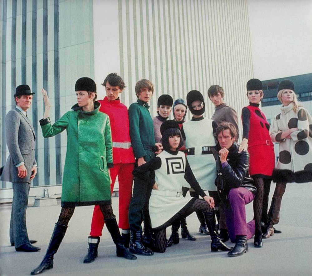 Pierre Cardin , Cosmocorps Collection, 1967