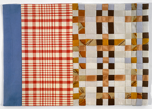 Louise bourgeois  fabric work