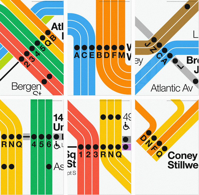 Nyc Subway Map Massimo Vignelli.The Subway Map Minnie Muse