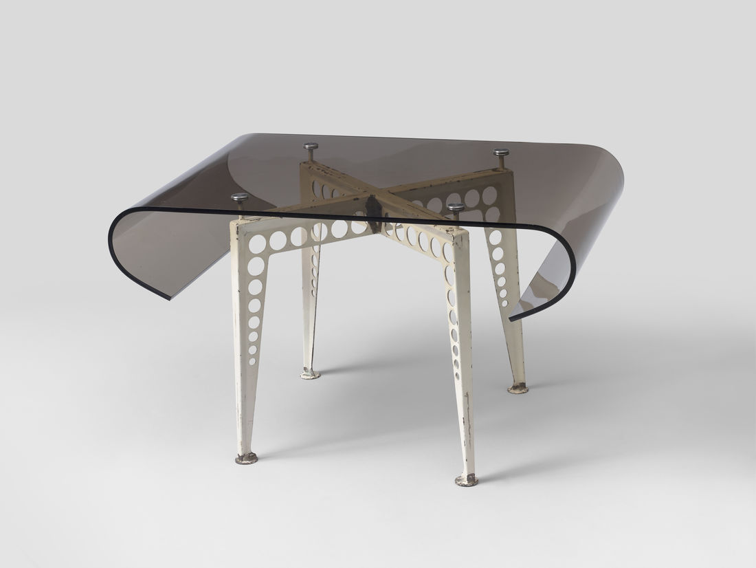 Jean prouve   and jacques andre    a rare low table  1937