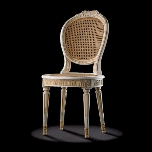 18th Century Cannage Chair, From Christian Dior's First Défilé, 1947