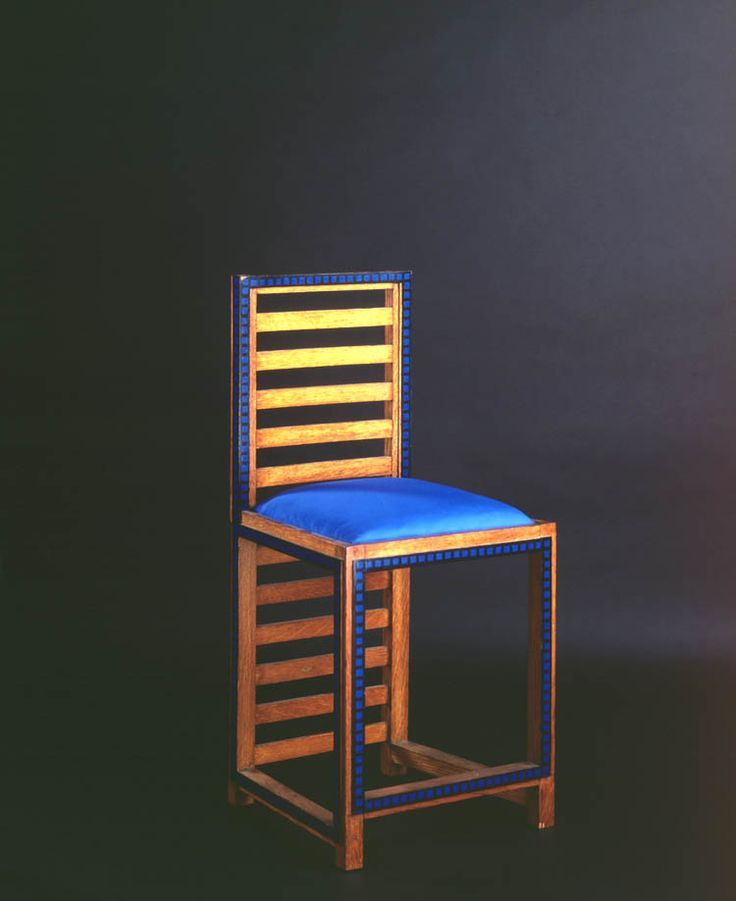 Charles rennie mackintosh  chair  1919