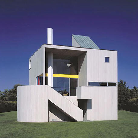 Charles gwathmey  residence and studio  1965  long island