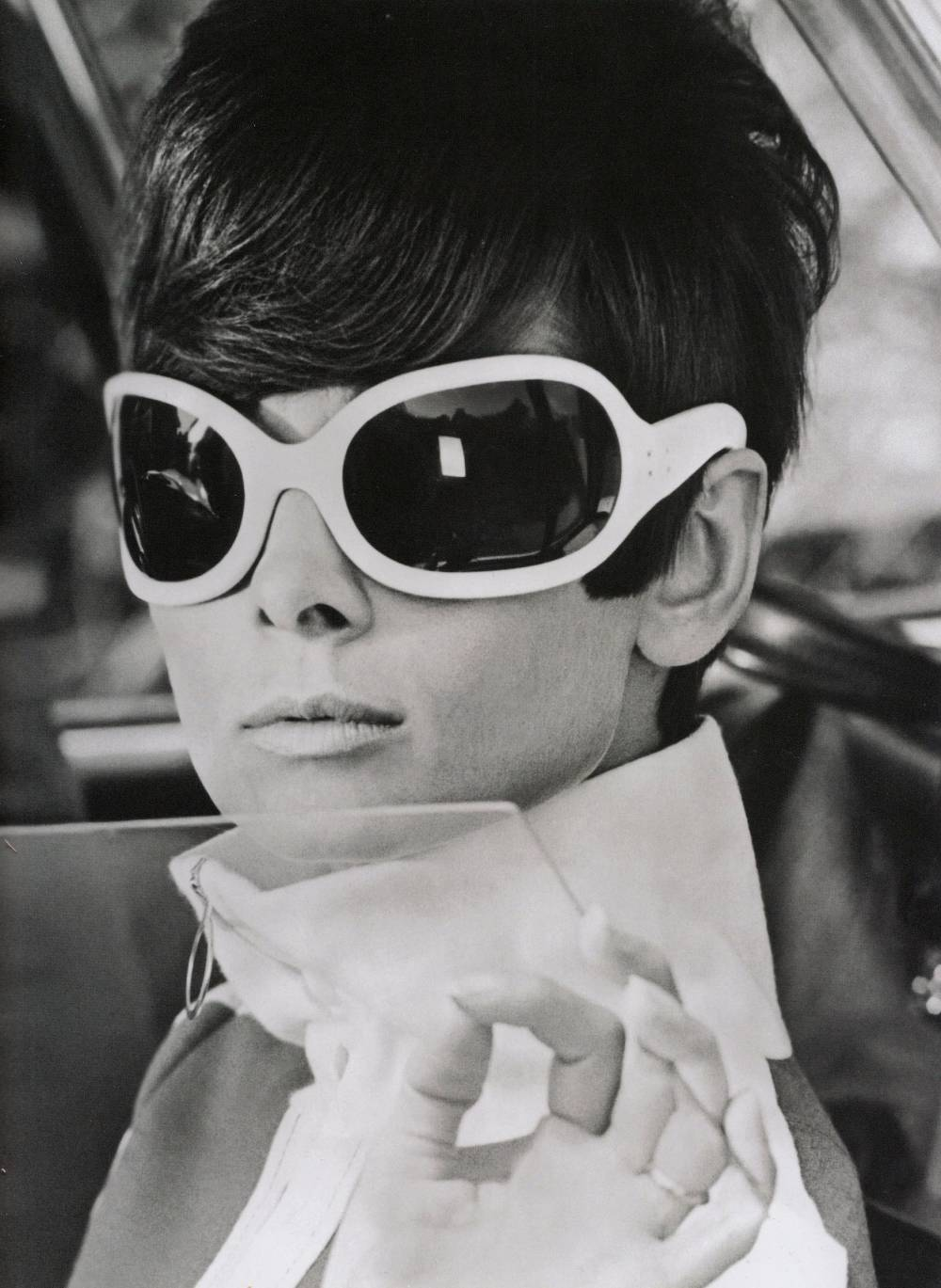 Oliver Goldsmith for Two For the Road, Glasses, 1967