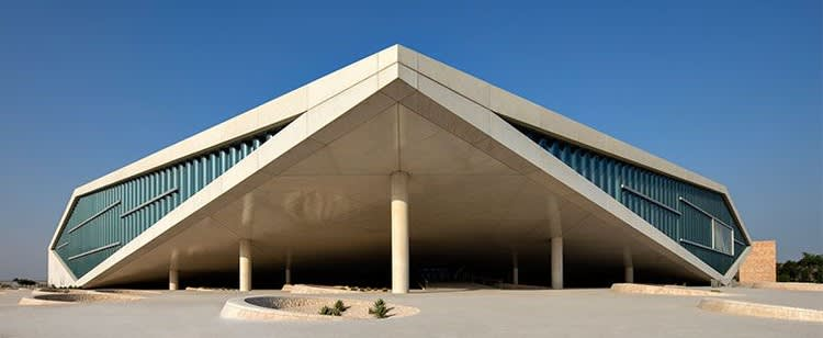 Rem Koolhaas , The Qatar National Library, 2017