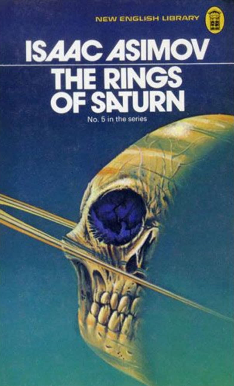 Isaac Asimov , The Rings Of Saturn