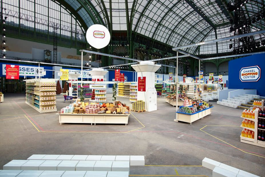 Chanel Supermarket Set, Fall/Winter 2014