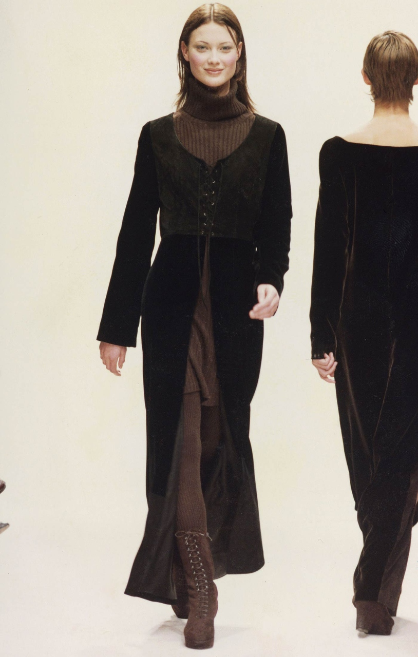 Prada F W 1993 Minnie Muse