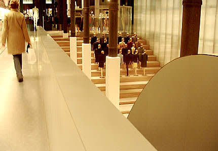 Rem Koolhaas, New York's Prada Epicenter