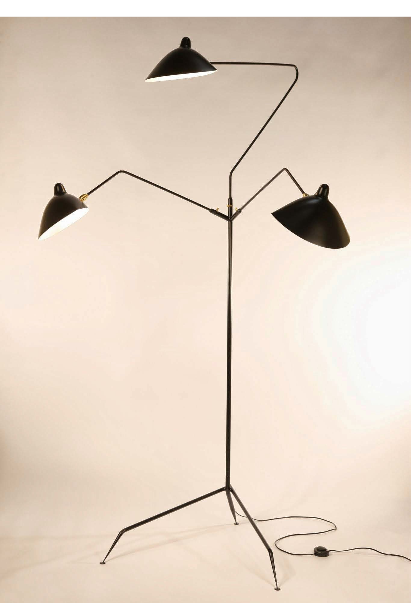 6. across mouille  his insect inspired lamps shaped the modern lighting industry