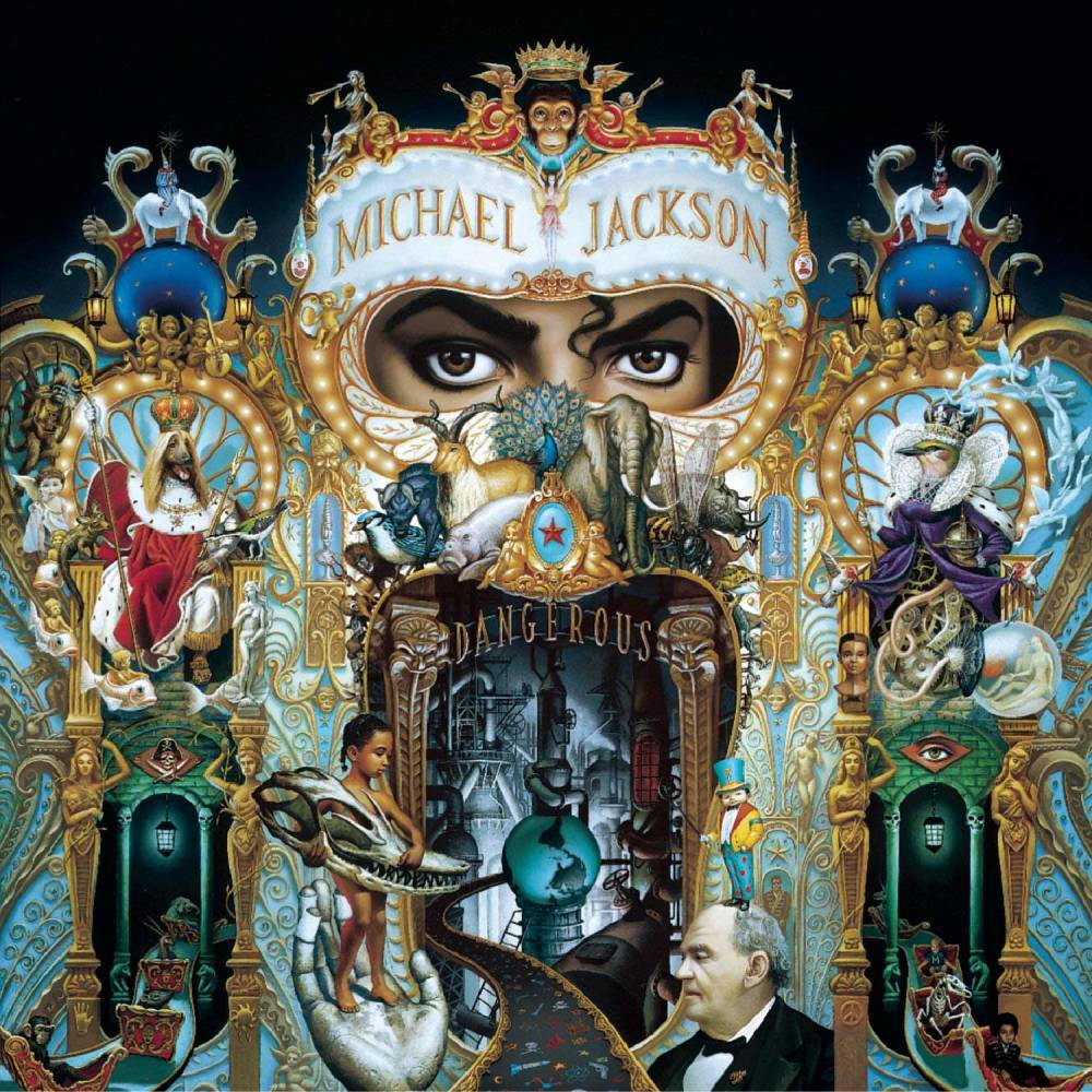Mark Ryden, Michael Jackson, Dangerous, 1991