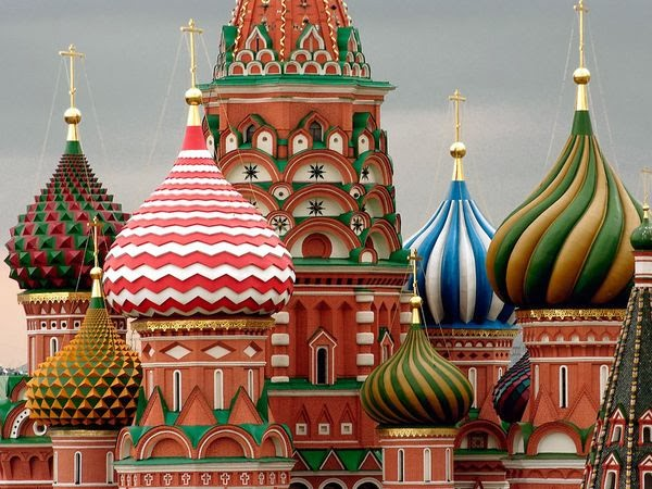 Saint basil s cathedral  1561  moscow  russia